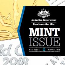March Mini Mint Issue